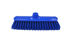 TOPCAR - Balai 29cm souple douille droite poil bleu - 532