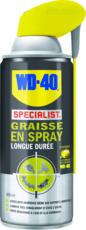 Graisse en spray longe durée 400ml système professionnel WD40 33217