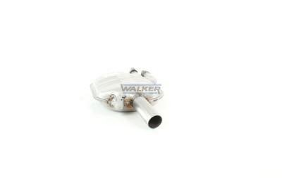 Silencieux central WALKER 13196
