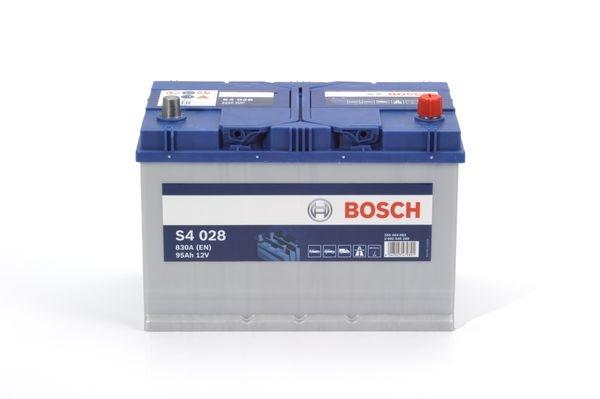 Batterie de démarrage BOSCH 0 092 S40 280