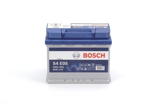 Batterie de démarrage BOSCH 0 092 S4E 051