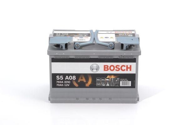 Batterie de démarrage BOSCH 0 092 S5A 080