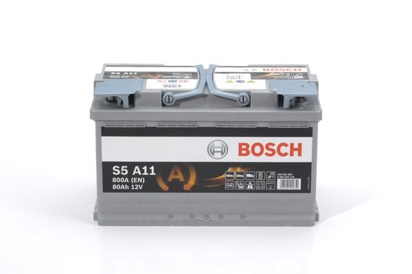 Batterie de démarrage BOSCH 0 092 S5A 110