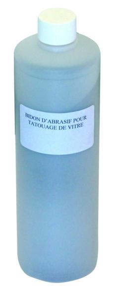 BIDON ABRASIF 1kg SA 6806