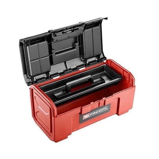 FACOM - Boîte à outils plastique 24'' fermeture automatique - BP.C24NPB