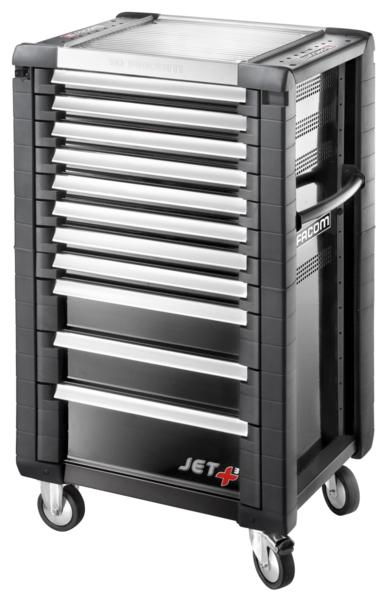Servantes JET+ 11 tiroirs - 3 modules par tiroir Facom JET.11GM3PB