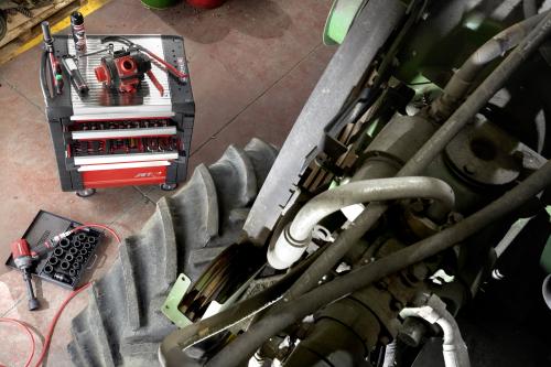 FACOM - Servante 7 tiroirs rouge - Jet7m3pb