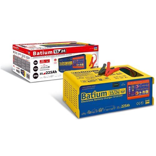 GYS - Chargeur de batterie Batium 15-24 - 024526