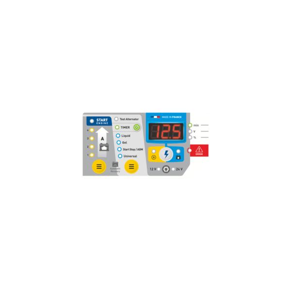 GYS - Chargeur démarreur automatique 12-24 Startium 480E - 026483