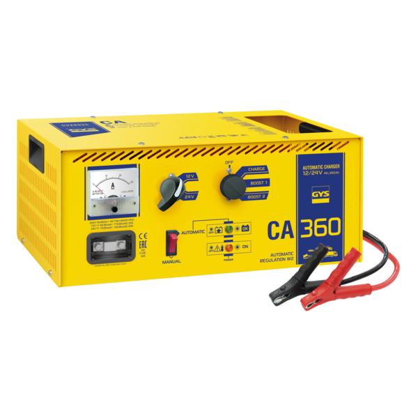 Chargeur automatique GYS ca 360 - 12/24 v