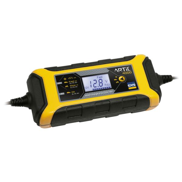GYS - Chargeur de batterie artic 4000 - 029583