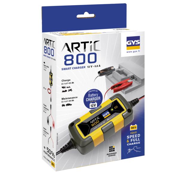 GYS - Chargeur ARTIC 800 - 029569
