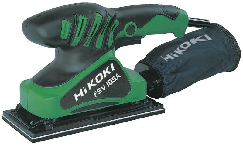 HITACHI - HIKOKI - Ponceuse de finition  180 W - FSV10SALAZ