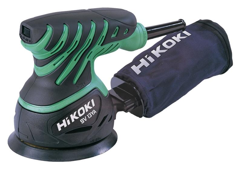 HITACHI - HIKOKI - Ponceuse excentrique diamètre 125 mm 230 W - SV13YAWBZ