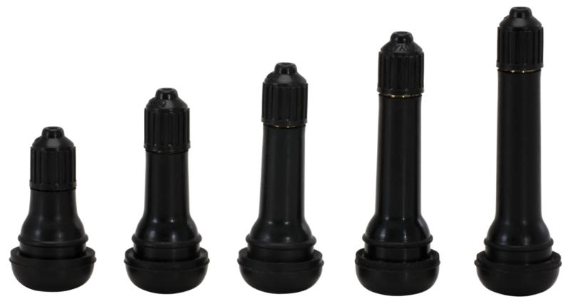 Valve pneu tubeless, diamètre:11,5 x 43mm, 4,5bar maxi, lot de 100 pièces KS Tools 1005413
