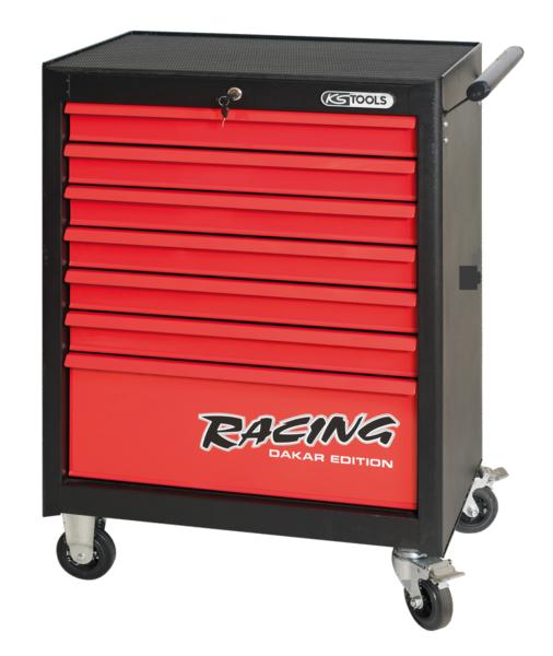 Servante Racing Dakar Edition 7 tiroirs KS Tools 820.0007