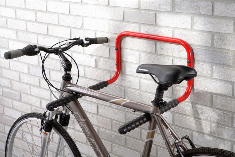 MOTTEZ - Support mural 2 vélos - B053F