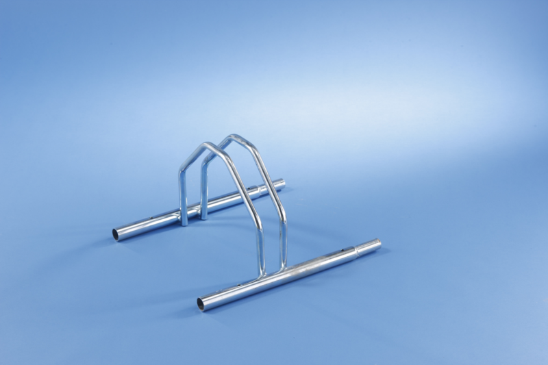 MOTTEZ - Support 1 vélo bas emboitable - B131V1