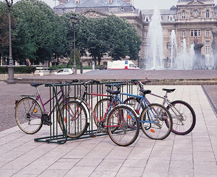 MOTTEZ - Râtelier 16 vélos face à face - B145VVT