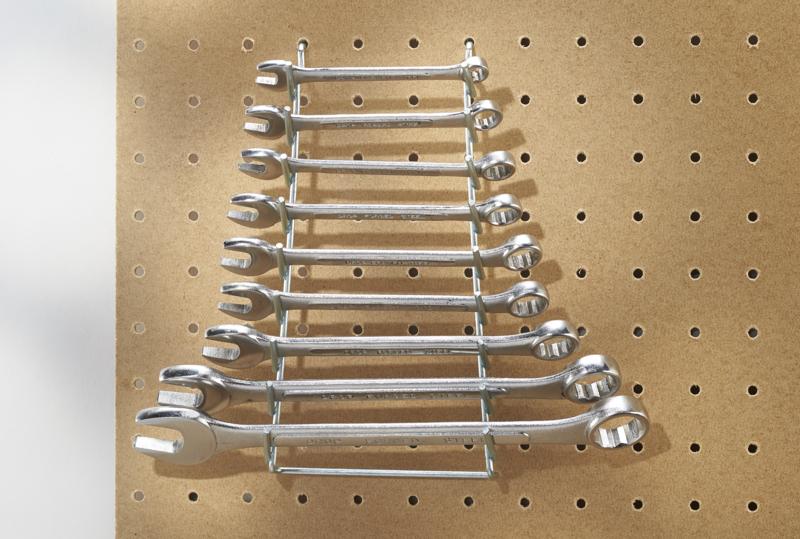 MOTTEZ - Barrette porte clés plates - Sachet N°0 - B258S