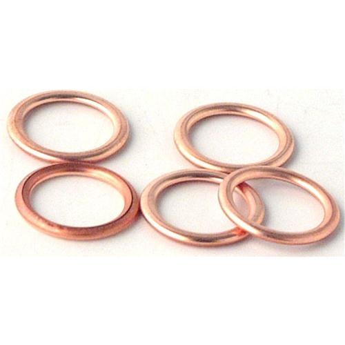 5 Joints nylon/métal de vidange J2 14mm pour Ford Flauraud 728574