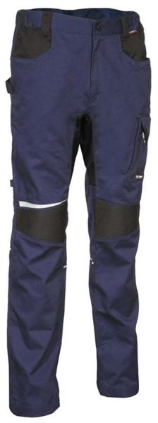 COFRA - Pantalon SKIATHOS 02 BLUE NAVY / ANTRACITE T38 SKIATHOS 02 38