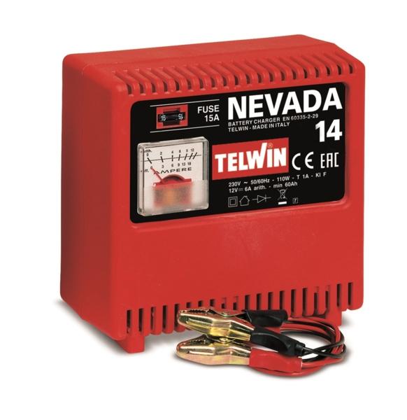 TELWIN - Chargeur de batterie Nevada 14 230V Ref 807025
