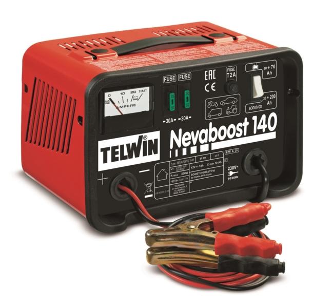 TELWIN - Chargeur de batterie Nevaboost 230 V Ref 807541
