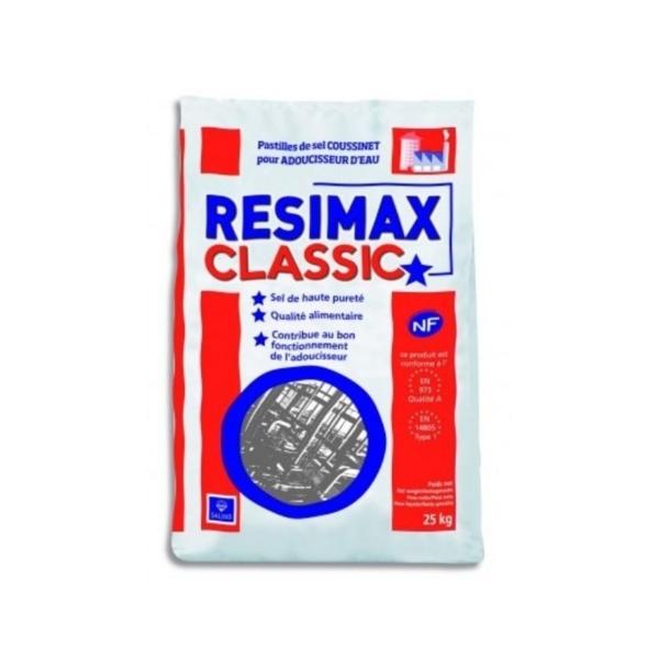 TOPCAR - Pastille de sel adoucisseur en sac de 25kg - 004012901