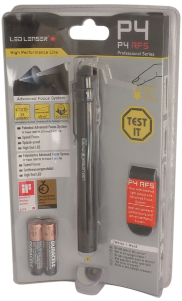 TOPCAR - Lampe stylet  professionnelle 1 LED - 02350