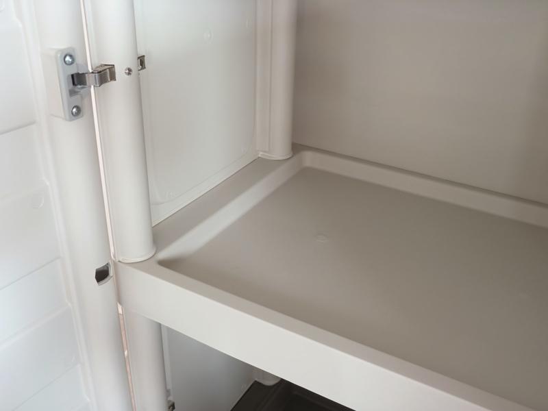 TOPCAR - Armoire PVC - 09084