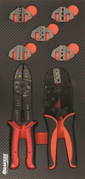 TOPCAR - Servante 7 tiroirs - 249 outils - 25076