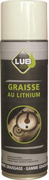 TOPCAR - Graisse au lithium - 10010