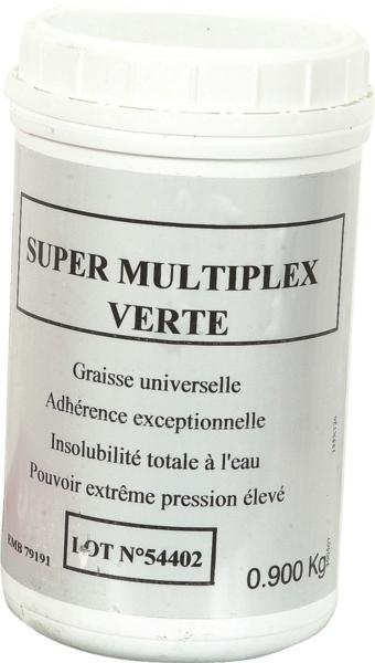 TOPCAR - Graisse multiplex verte pot de 1L - 10302