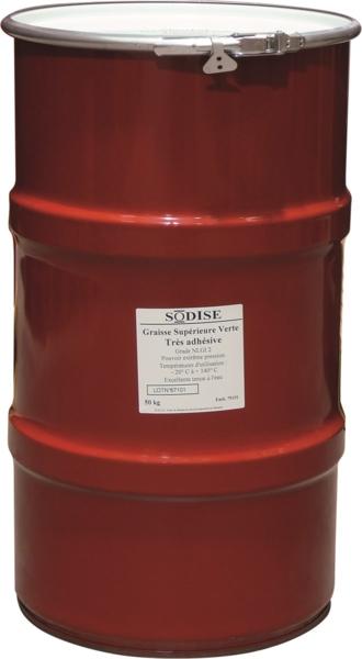 TOPCAR - Graisse multiplex verte seau 50kg - 10381