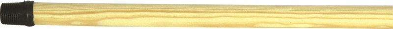 TOPCAR - Manche bois bruit à vis 1300MM - 15989