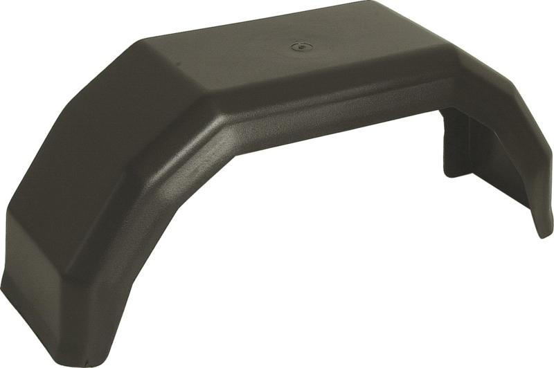 Garde-boues plastique noir TOPCAR 16940
