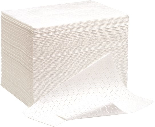 TOPCAR - Feuille absorbant - 40X50CM Hydrocarbures - 18592