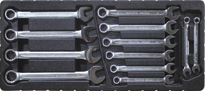 TOPCAR - Coffre 3 tiroirs avec 108 outils - 25030