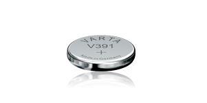 VARTA - 1 pile Oxyde d'argent (Zn/Ag2O) 42 mAh - V391
