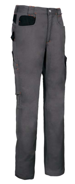 COFRA - Pantalon - Anthracite noir -TAILLE 52 WALKLANDER WOMAN 04 52