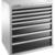 FACOM - Meuble industriel charges lourdes à 8 tiroirs - 2938B