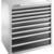Meuble industriel charges lourdes à 9 tiroirs Facom 2939BPB