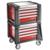 FACOM - Coffres roulant JET+ 4 tiroirs - 3 modules par tiroir - JET.CR4M3