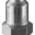 """Embout fileté mâle conique prétéflonné 3/8"""" gaz BSP Facom N.650"""