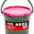 Seau de graisse à pneu noire KS Tools 1004015