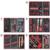 KSTOOLS - Composition d'outils 5 tiroirs pour servante, 187 pièces - 714.0187