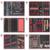KSTOOLS - Composition d'outils 6 tiroirs pour servante, 429 pièces - 714.0425