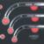 KSTOOLS - Module de clés polygonales demi-lunes, 5 pièces - 783.2005