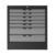 KSTOOLS - Bloc 7 tiroirs 34'' - 810.8002
